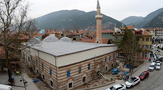 Konya'da 17 cami ve mescitte restorasyon çalışması yapıldı