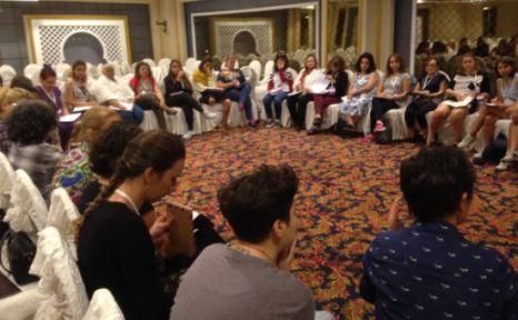 19.Kadın Sığınakları ve Da(ya)nışma Merkezleri Kurultayı, Adana'da Gerçekleşti