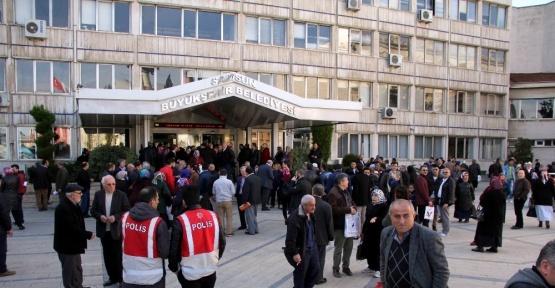 205 konuta 300'den fazla talep gelince ihale iptal edildi