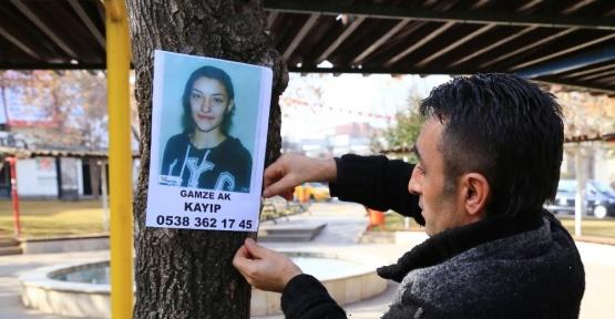 Acılı baba 16 gündür kayıp kızını arıyor