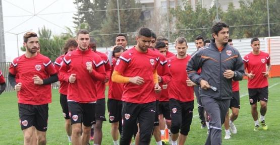 Adanaspor, Atiker Konyaspor maçının hazırlıklarına devam ediyor