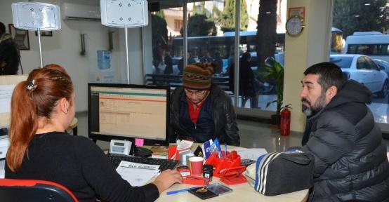 AESOB Serik Sicil irtibat bürosu yeni yerine taşındı