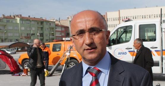 AFAD, araç ve gereçlerini sergiledi