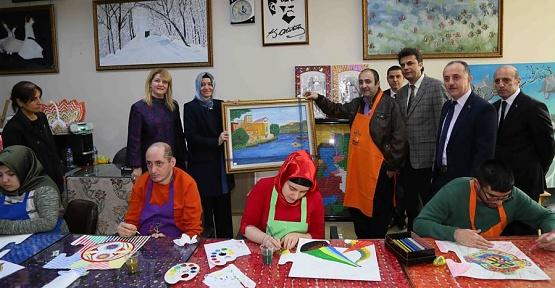 Aile ve Sosyal Politikalar Bakanı:Engelliler kendilerine fırsat verilmesi halinde...