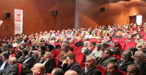 AK Parti Bilecik Merkez İlçe Danışma Meclisi toplandı