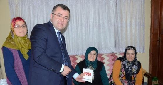 """AK Parti İl Başkanı Keskin; """"Sandığa Mutlaka Gidin"""""""