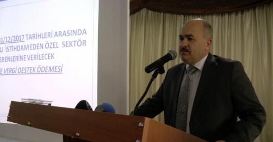 Akçakoca'da İstihdam Seferberliği ve Teşvikleri toplantısı yapıldı