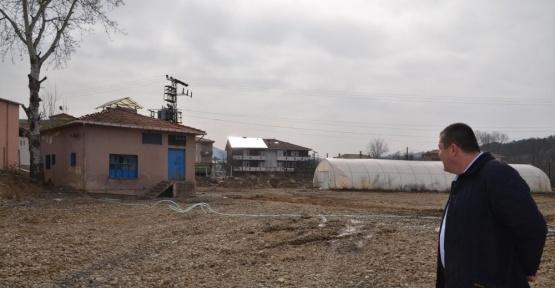 Zonguldak Alaplı'da çevre çalışmaları devam ediyor