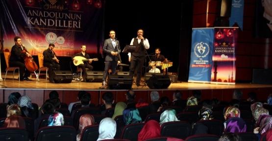 'Anadolunun Kandilleri' Programı düzenlendi