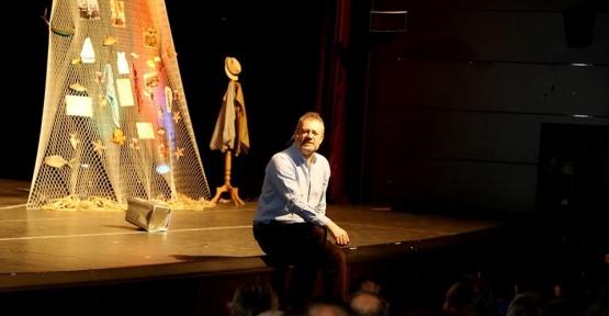 """Maltepe'de """"Anlatılan Senin Hikayendir""""  sahnelendi"""