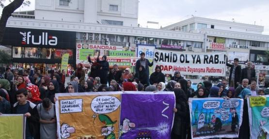 """Antalya'da STK'lardan """"28 Şubat"""" açıklaması"""