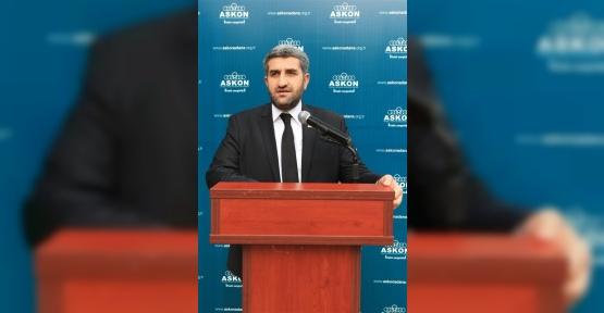 """ASKON Başkanı Çalışkan: """"28 Şubat süreci ekonomik bir darbedir"""""""