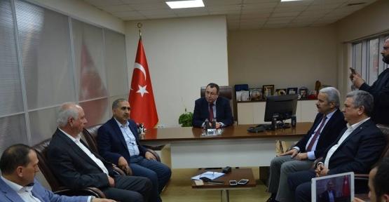 Aydın İl Koordinasyon Kurulu Toplantısı KUTO'da yapıldı
