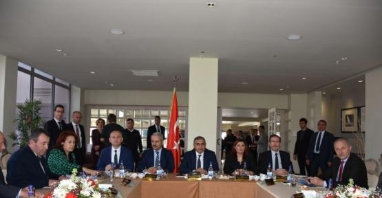 Aydın İl Turizm Tanıtım Platformu toplantısı Didim'de yapıldı