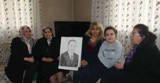 Aymelek, Rabia Asrak'ı Cumhurbaşkanı ile buluşturacak