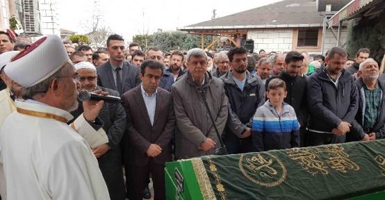 Başkan Karaosmanoğlu'nun acı günü