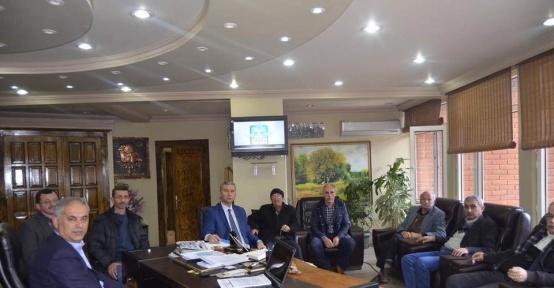 Başkan Yaman, Sarmaşık mahallesinin sorunlarını dinledi