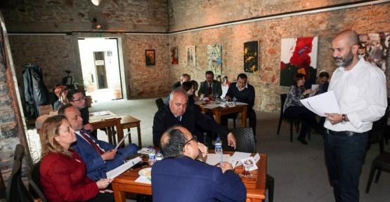 Bodrum Belediyesi müdürlerine yönetişim semineri