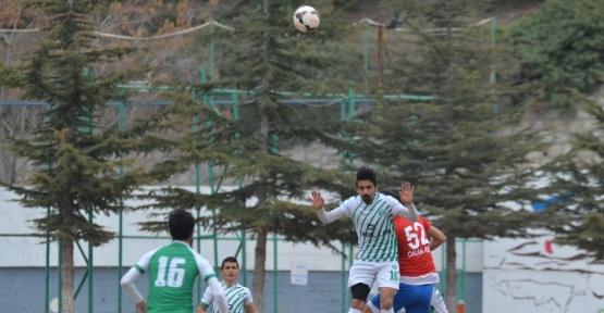 Bölgesel Amatör Lig maçı gergin sona erdi