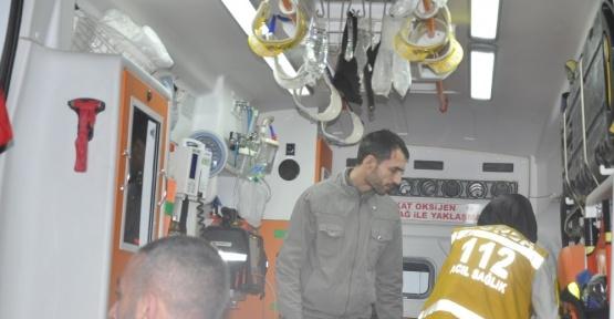 Bursa'da kaza: 3 yaralı
