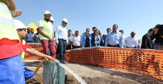 Büyükşehir'den 350 köye alt ve üst yapı hizmeti