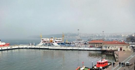 Çanakkale'de feribot seferleri yeniden başladı