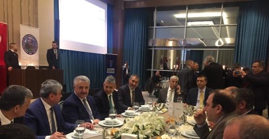 """""""Cazibe Merkezleri Programı"""" toplantısı Ankara'da yapıldı"""