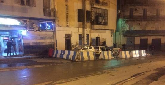 Cezayir'de karakola intihar saldırısı önlendi