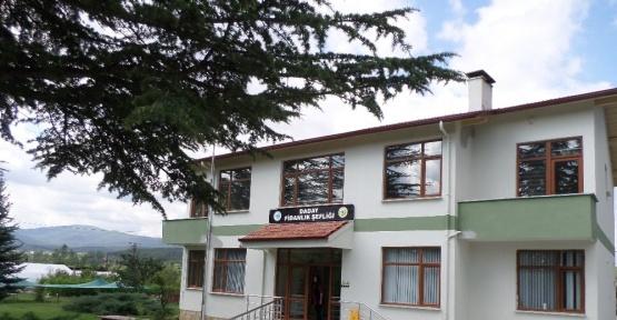 Daday'da fidanlık yenileme çalışmaları sona erdi