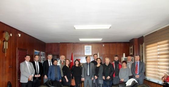 Dünya Çevre Gönüllülerinden Marmaraereğlisi'ne destek