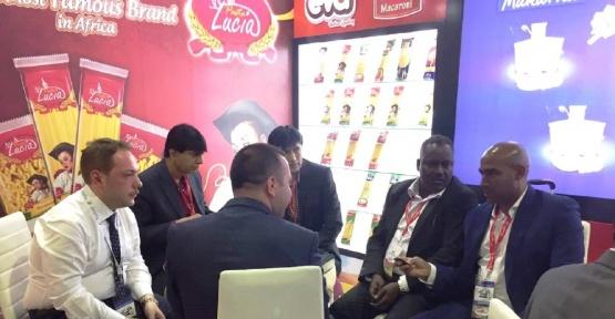 Dünya markası Oba, Dubai'de gıdacılarla buluştu