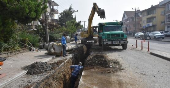 Düzce Belediyesi bahar denimi çalışmalarına başladı