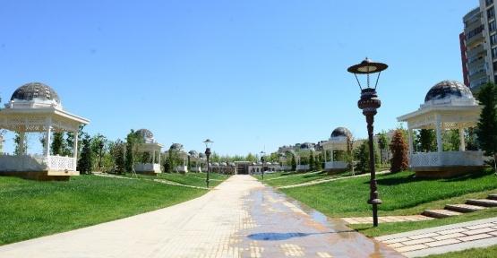 Ecdat Parkına ödül