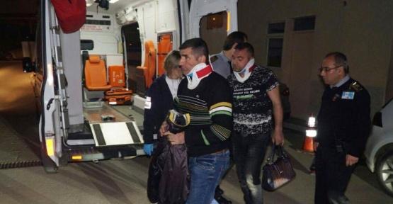 Edirne'de trafik kazası: 1 ölü, 5 yaralı