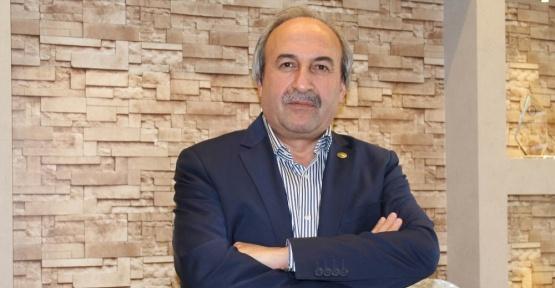 Eğitim Bir Sen Kayseri 1 No'lu Şube Başkanı Aydın Kalkan: