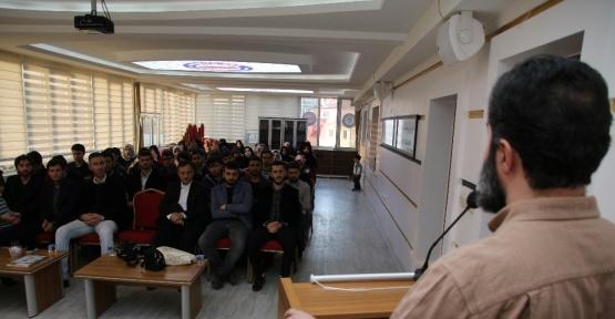 Elazığ'da 'Şahitlikten Şehitliğe' programı düzenlendi