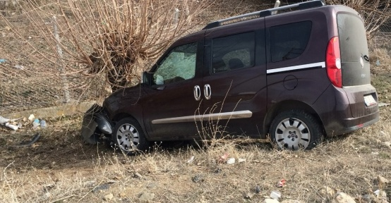Elazığ'da trafik kazaları: 6 yaralı