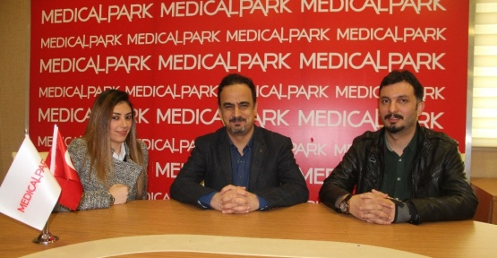 Elazığ'da yurtdışından gelen hastalara sağlık hizmeti veriliyor