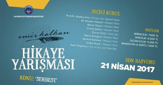 Emir Kalkan Kayseri'de Hikayelerle Anılacak