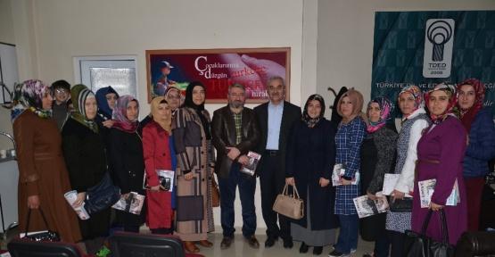 Erbakan ölüm yıl dönümünde Osmancık'ta anıldı