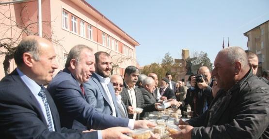 Erbakan, Sungurlu'da anıldı
