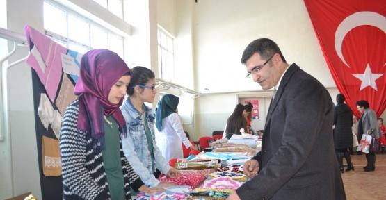Erzurum'da 15 Temmuz şehit ve gazileri için kermes