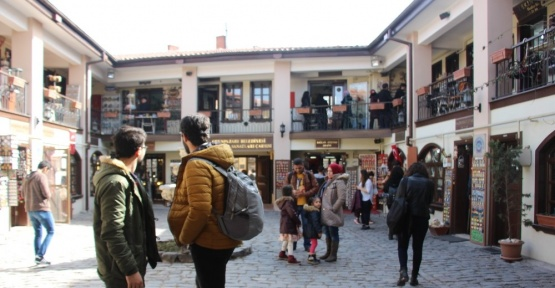 Eskişehir'de ziyaretçi azalsa da talep memnun etti