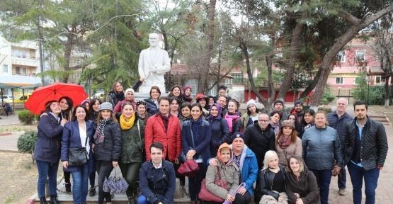 Folklor Oyuncuları'ndan Kırklareli'ne Ziyaret