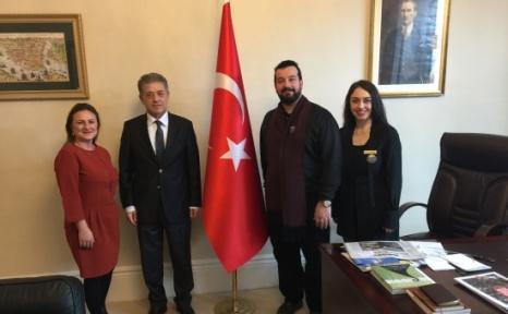 Genç Liderler Dublin'de Türkiye'yi Temsil Etti