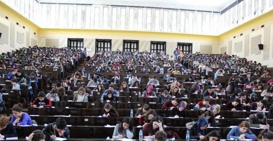 """""""Gerçek Mekan Gerçek Sınav"""" uygulaması ile sınav stresi atıldı"""