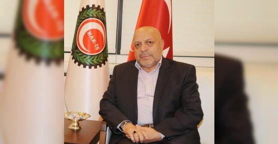 HAK-İş Genel Başkanı Arslan'dan 28 Şubat açıklaması