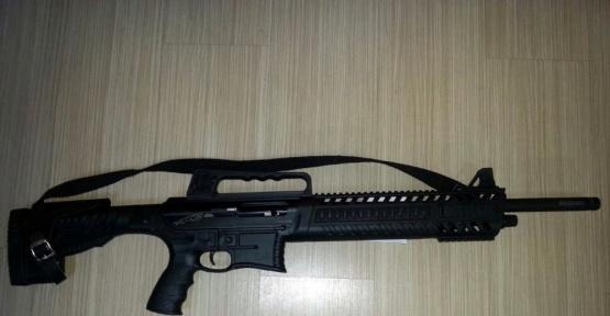 Harp silahı görünümlü yivsiz tüfeklerin taşınması yasaklandı