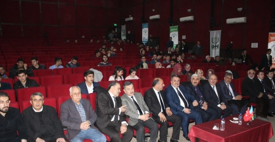 'Hocalı soykırımı' konulu konferans ve fotograf sergisi düzenlendi