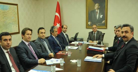 Huzurlu bir Referandum süreci için toplantı yapıldı